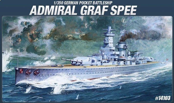 Graf Spee 1/350