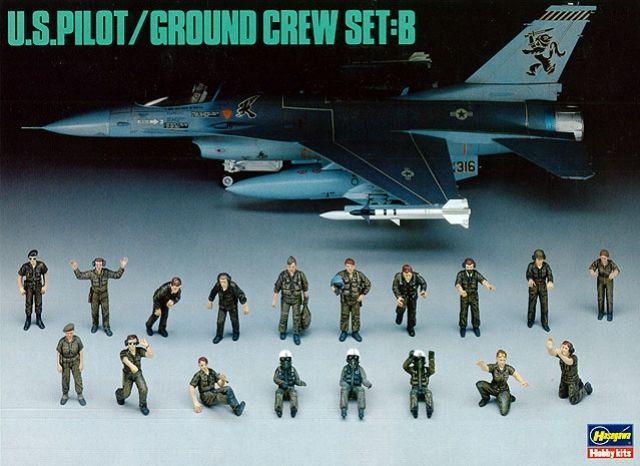 US Pilot/G Set B