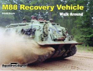 M88 Armoured Vehicle Walk Around